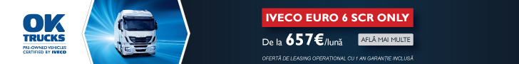 Banner Iveco 2019