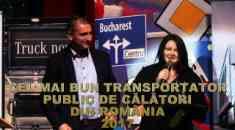 CTP CLUJ- CEL MAI BUN TRANSPORTATOR PUBLIC DE PERSOANE 2017