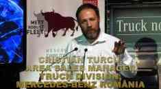 "Cristian Turcu, Mercedes-Benz: ""Road Efficiency vine din viitor"""